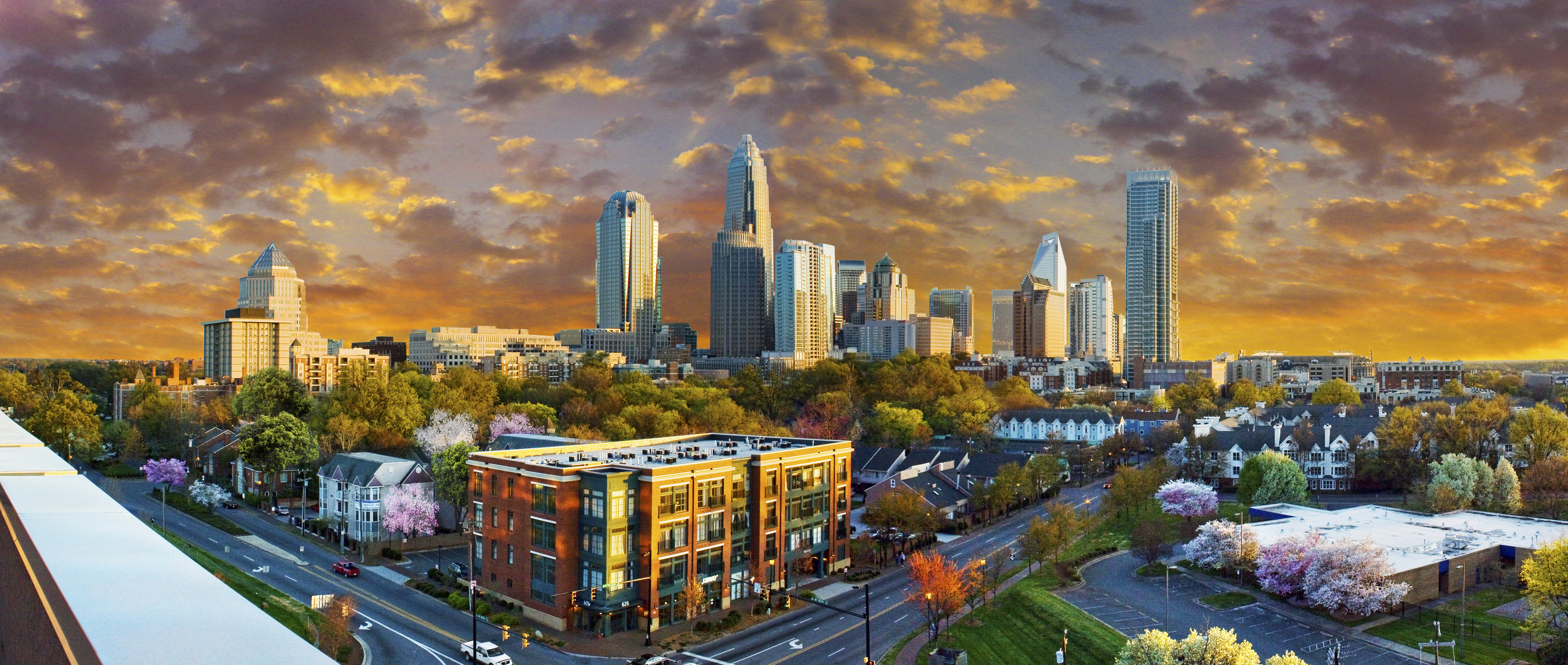 Charlotte NC Was Just Ranked Among The Top 20 Best Places To Live In America Study Recently Conducted By US News World Report Them One Spot