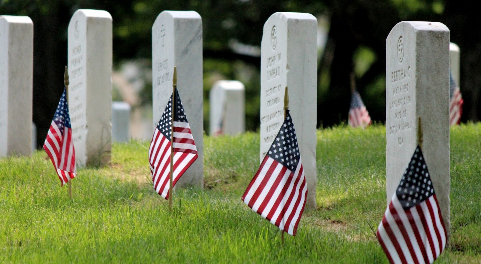 Happy memorial day from the temple team for Decoration day