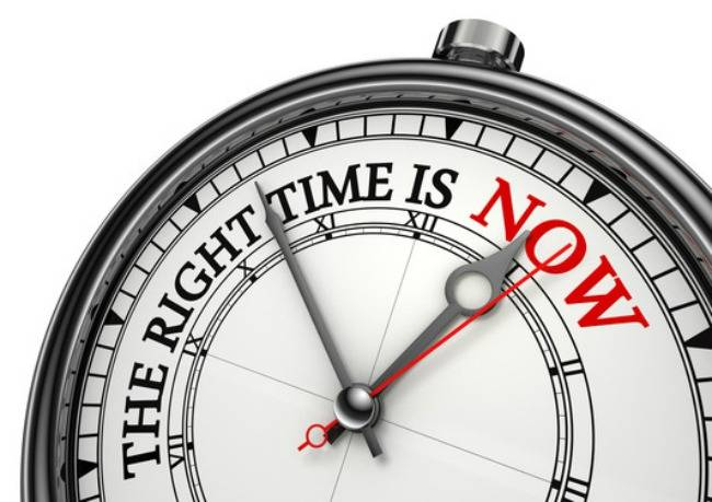 Why now is the best time to sell your home for Right time images