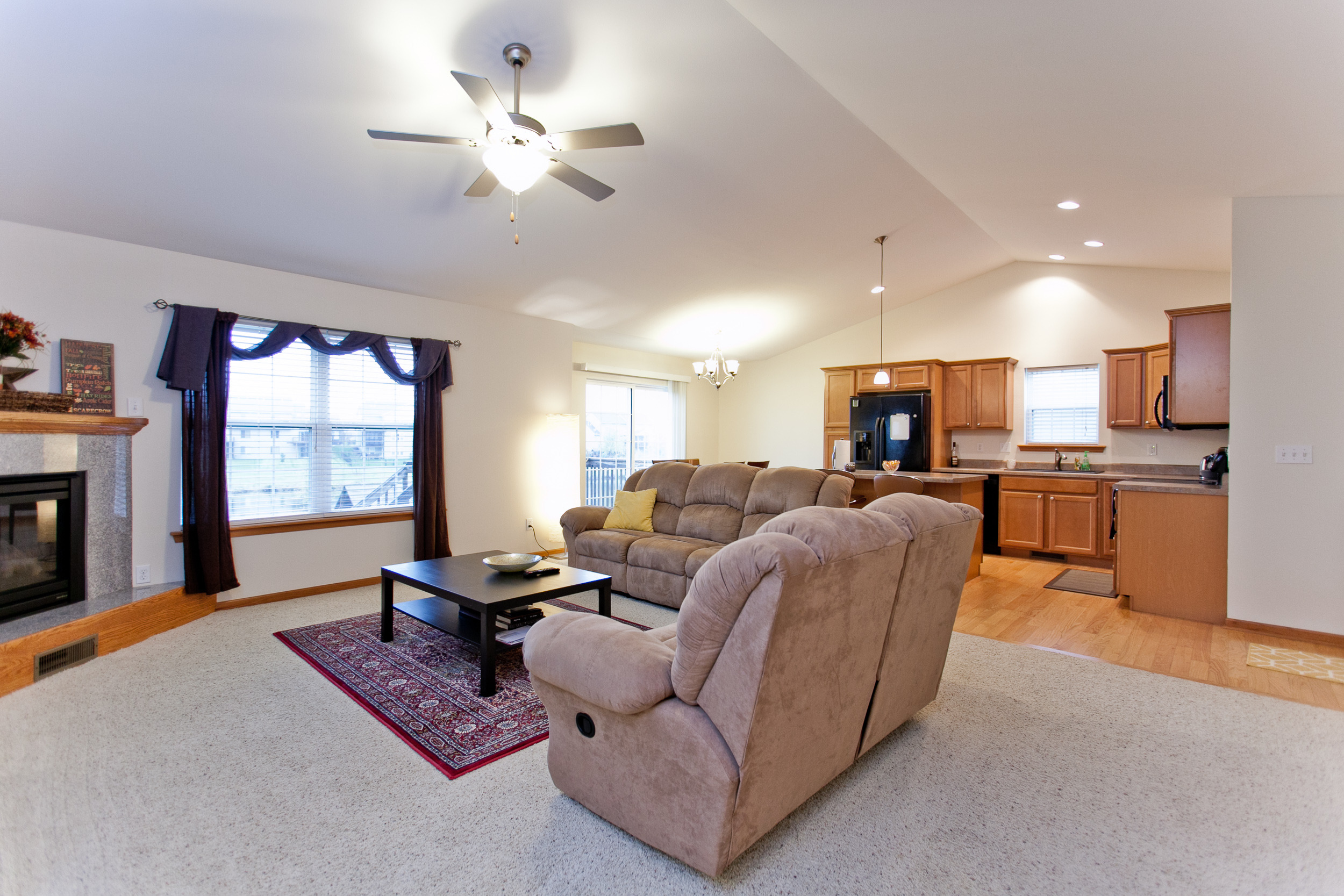 Main Level at 115 Lily Pond Rd North Liberty, Iowa 52317