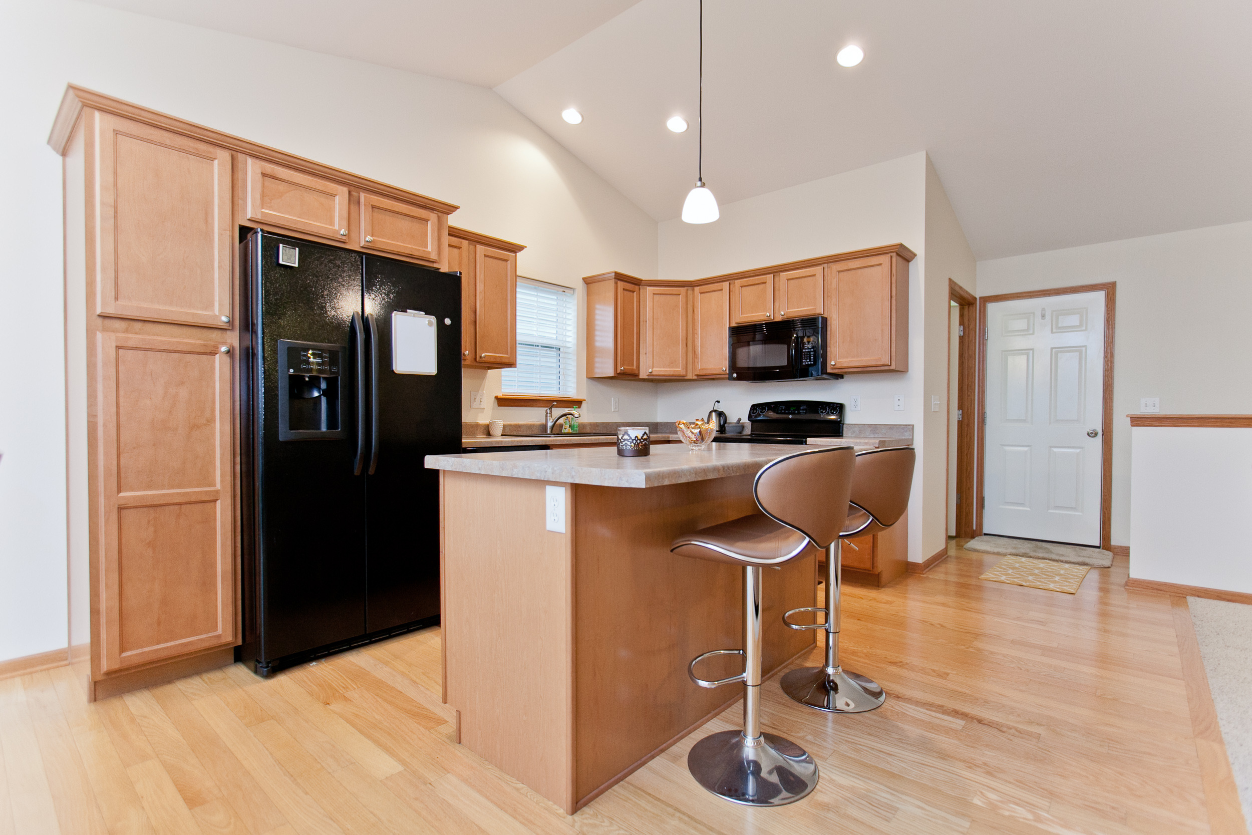 Kitchen at 115 Lily Pond Rd North Liberty, Iowa 52317