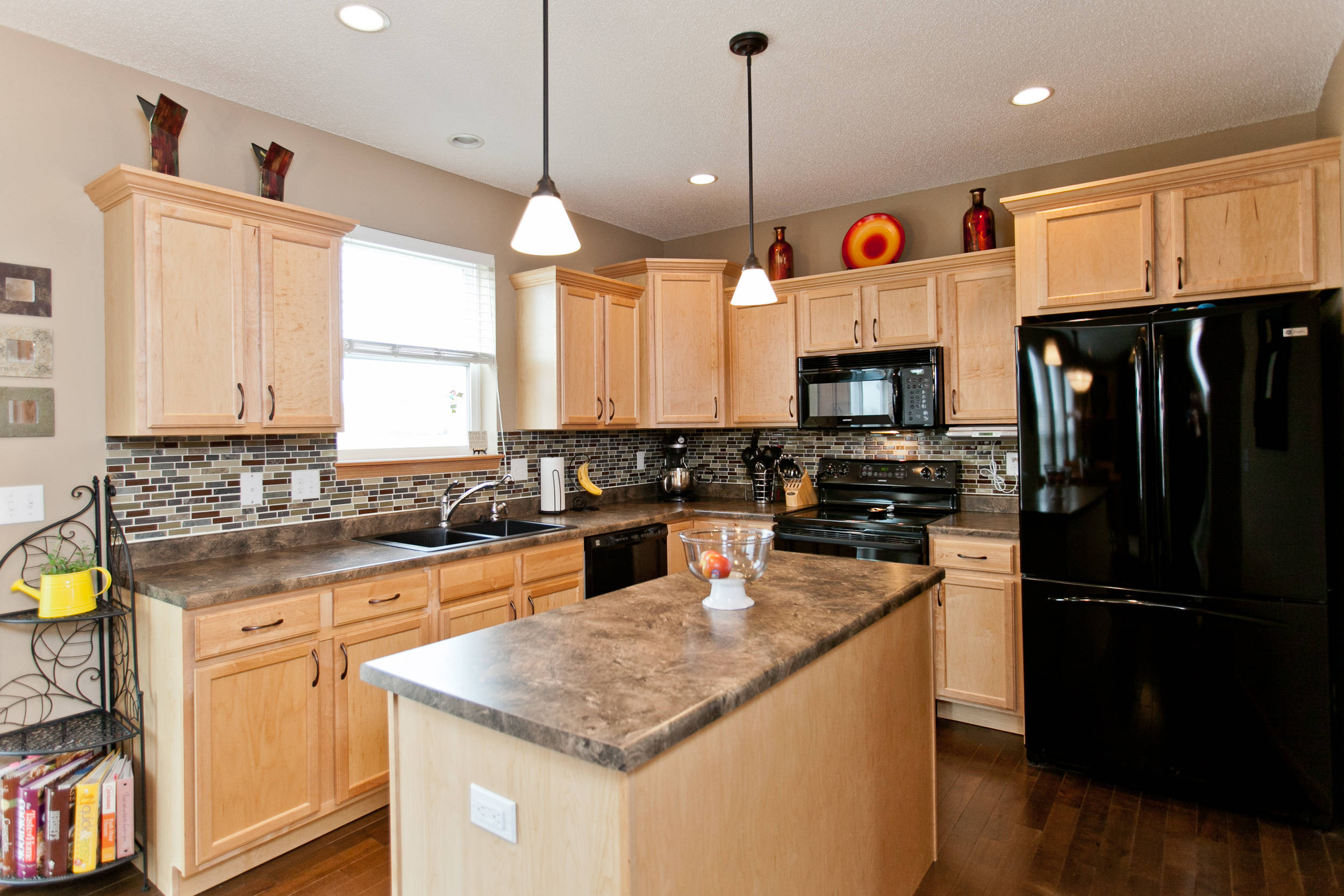 Kitchen At Beechwood Ln Marion Home For Sale ...