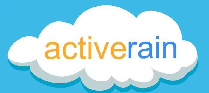 ActiveRain is the world's largest real estate networking community.