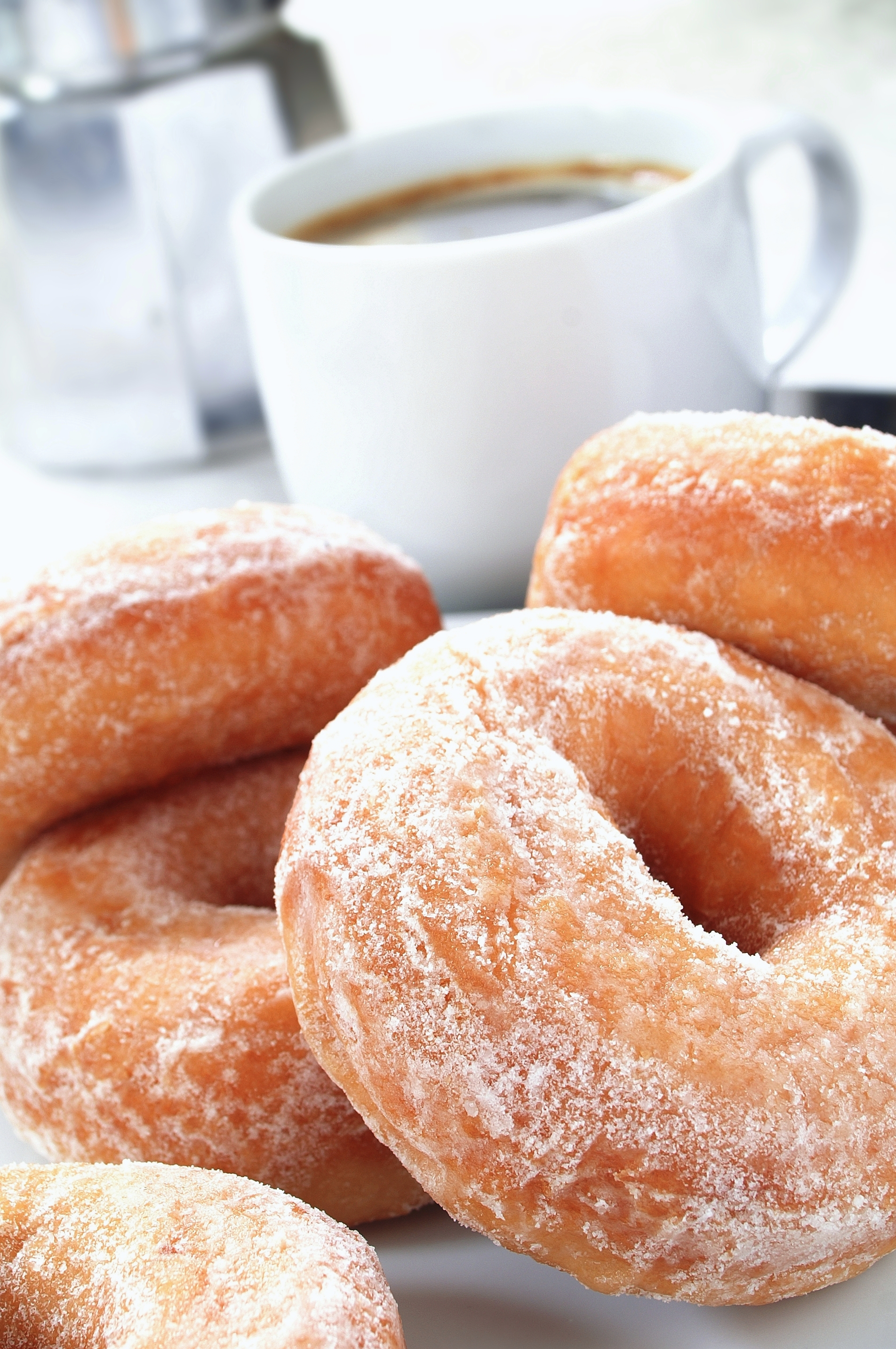 Bring the donuts on your first day. Make an impressionn!