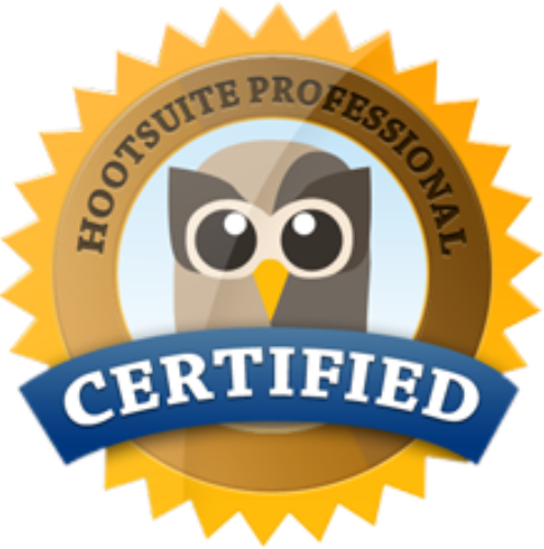 Hootsuite University Certified