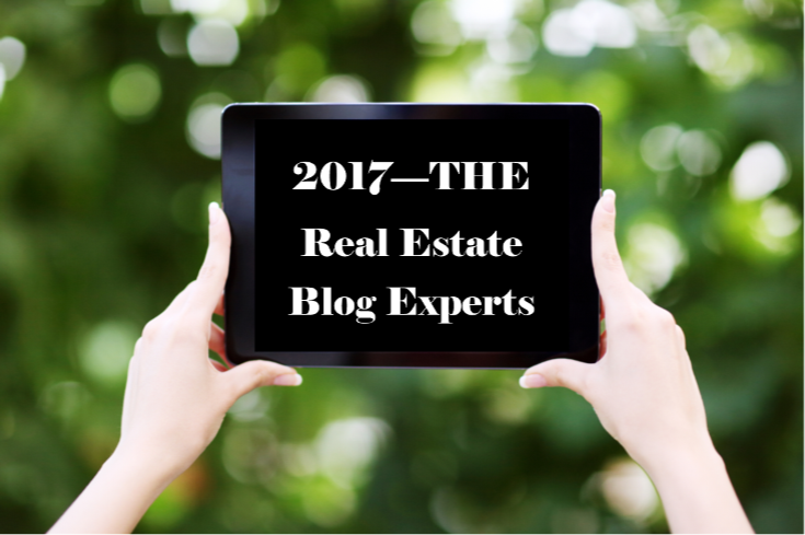 Real Estate Blog Experts will Grow in 2017 to be THE Go-to Real Estate Blogging Experts!