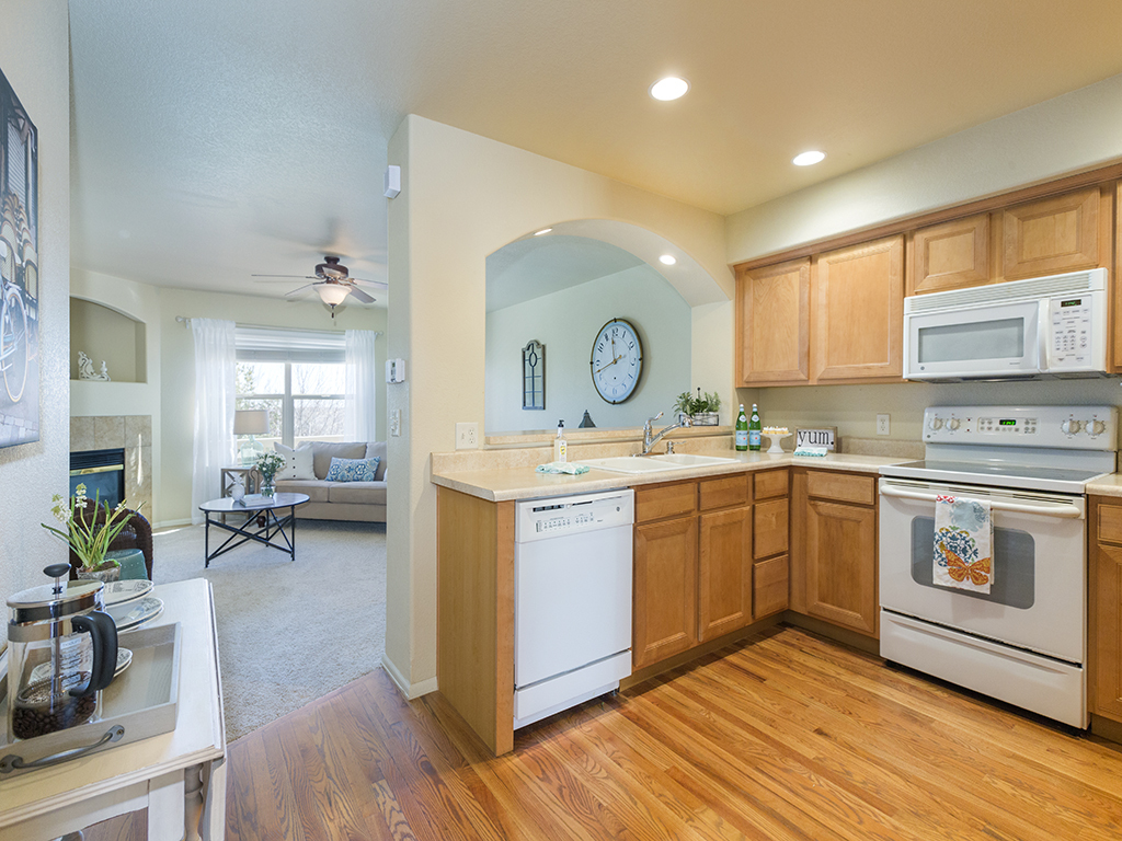 Colorado Springs Townhome