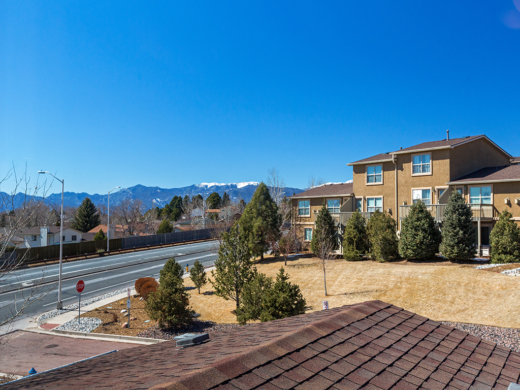 Mountain View Townhouse Colorado Springs