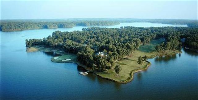 Lake Oconee golf