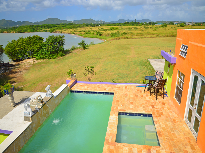 Homes For Sale On The Waterfront In St Croix Usvi