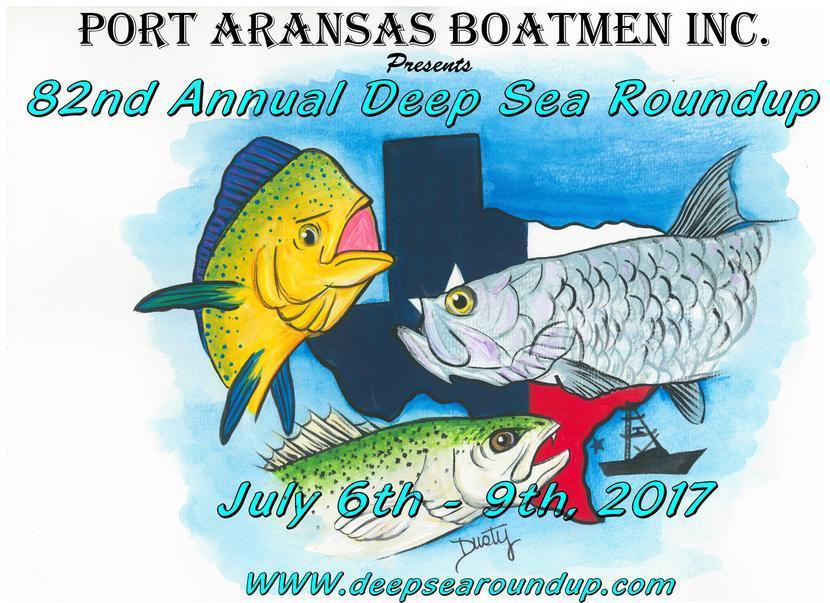 Port aransas 82nd deep sea roundup wraps up for Port aransas deep sea fishing