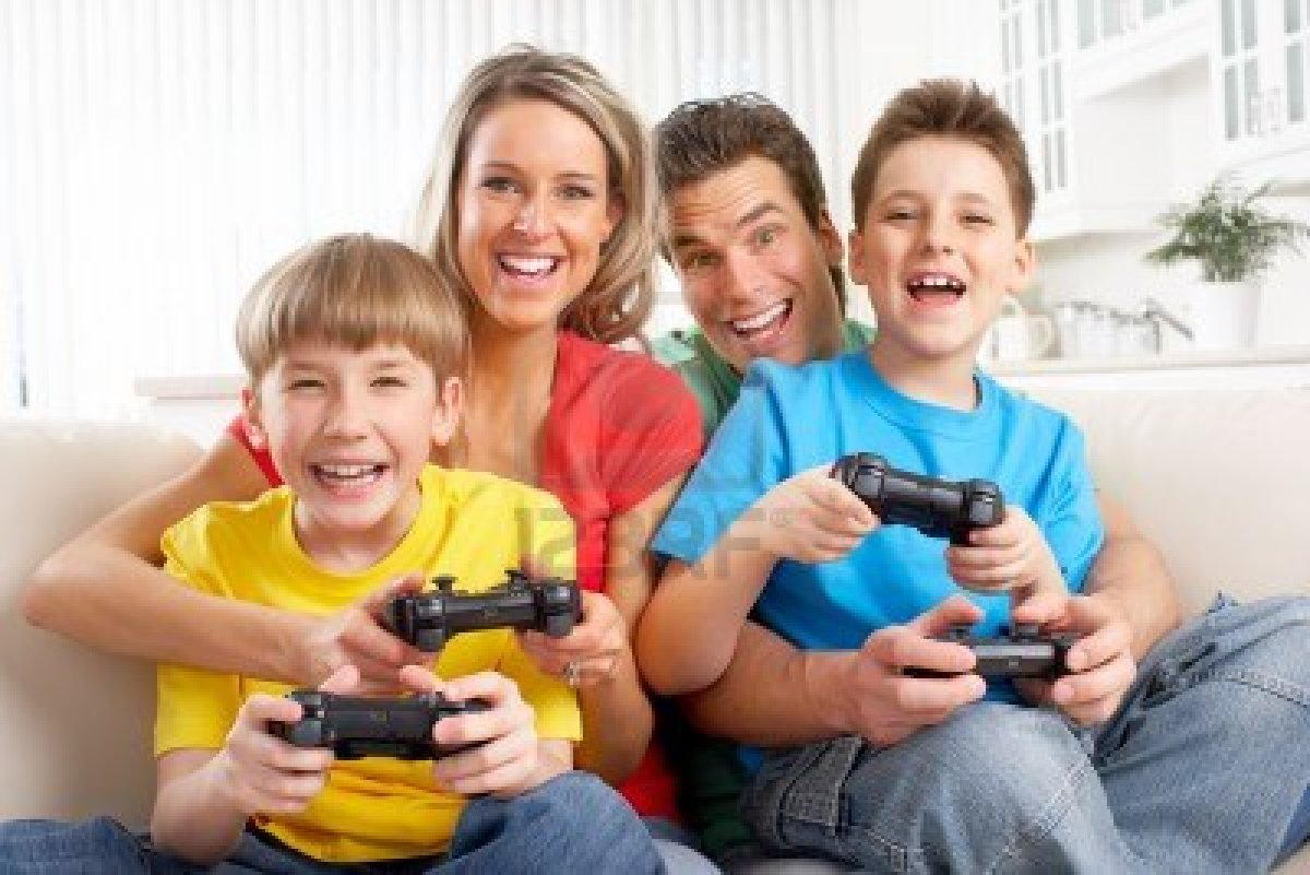 Family Games For Ps3 : Social media you may think it has changed the world