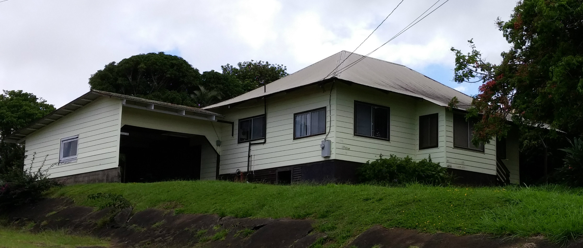 the 5 least expensive homes sold in north kohala in 201