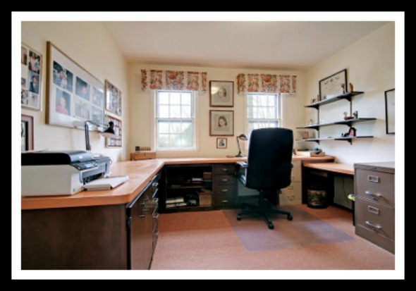 Working from home isn't a concern with the functional home office this Bridgewater NJ home has.