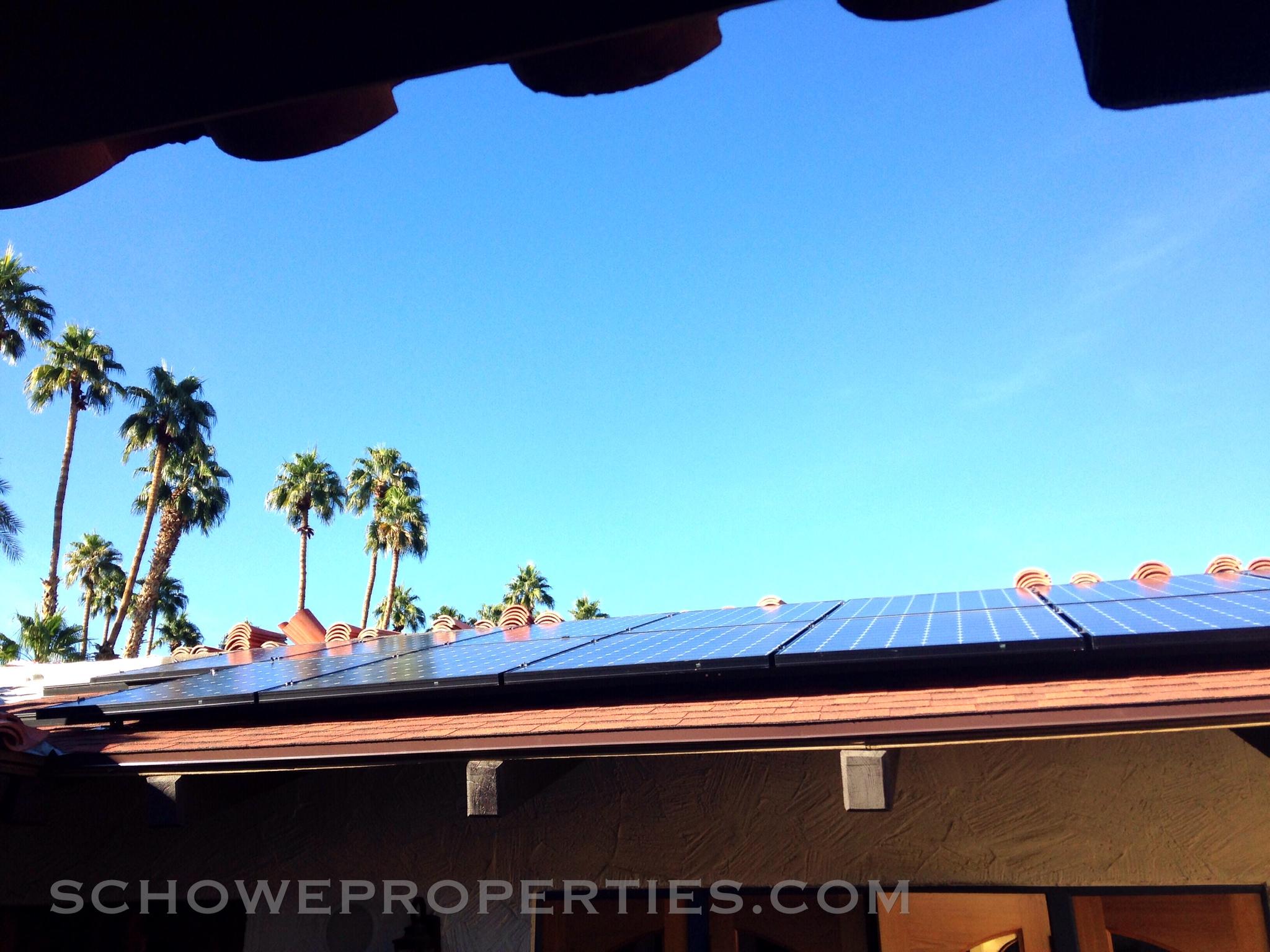 Convert to Solar in La Quinta
