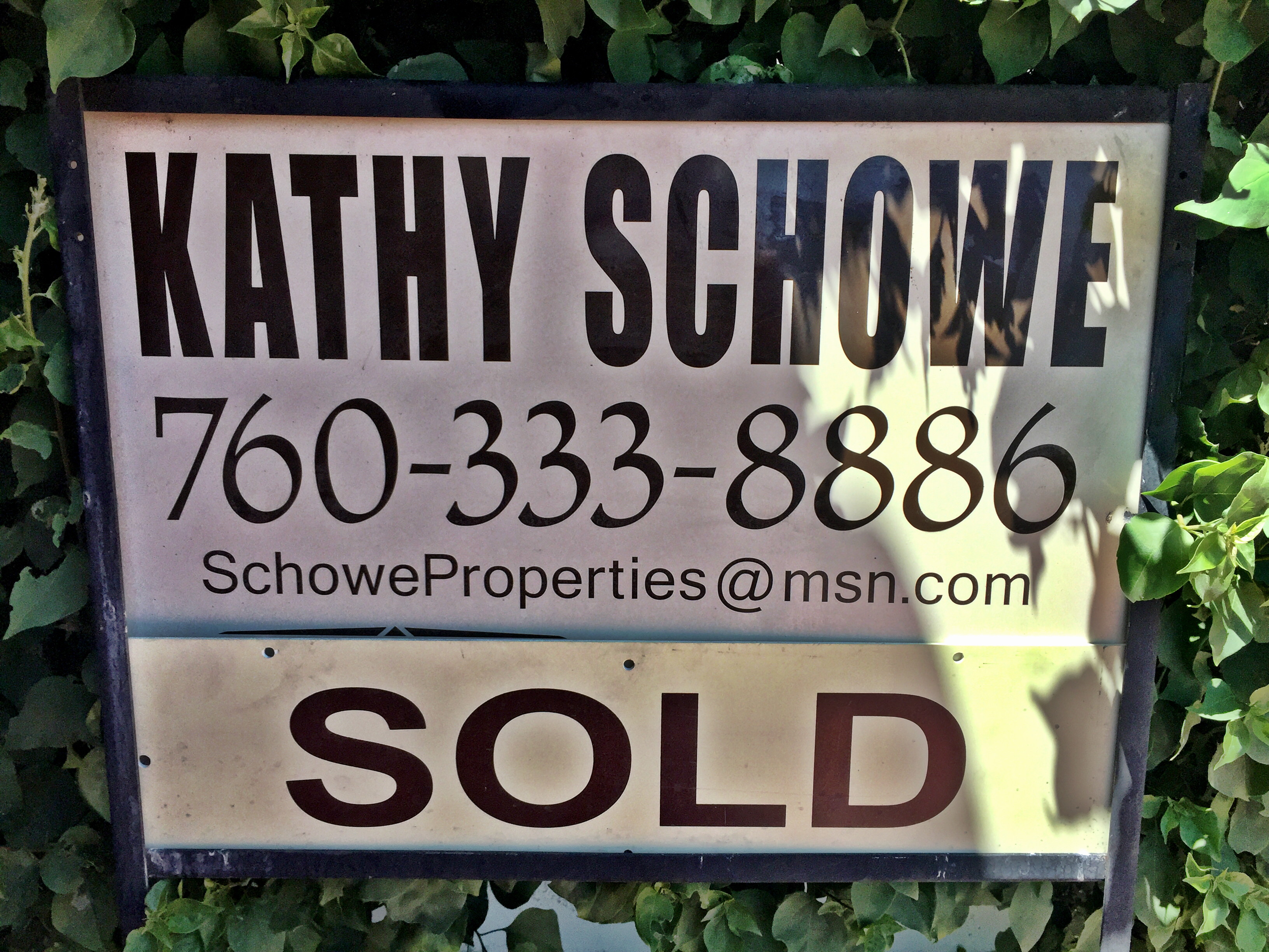 Kathy Schowe Homes SOLD