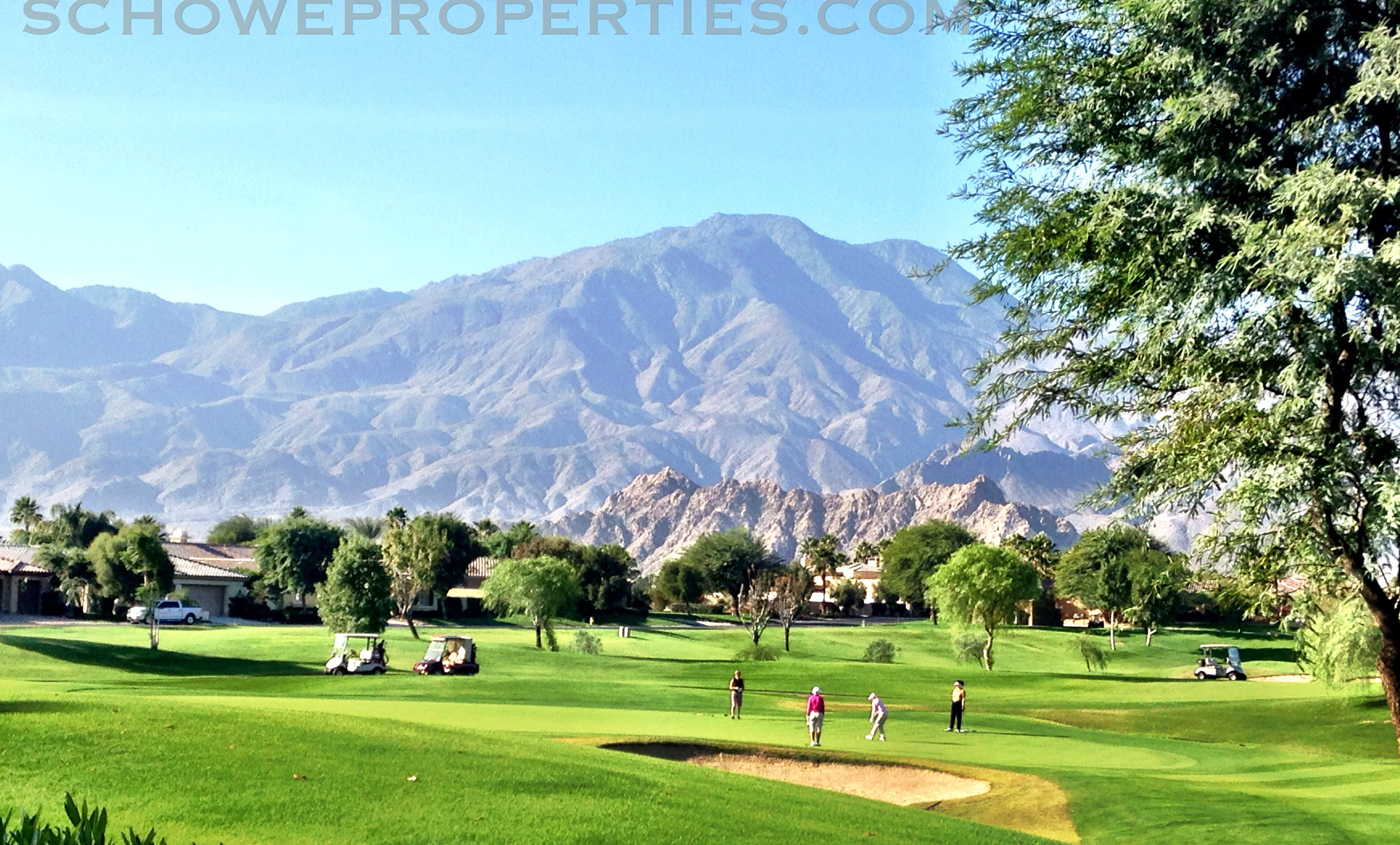 FAIRWAY HOMES IN LA QUINTA