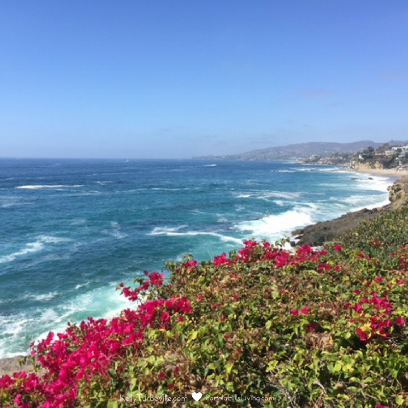 Laguna Beach Walk by Realtor Kelly Turbeville