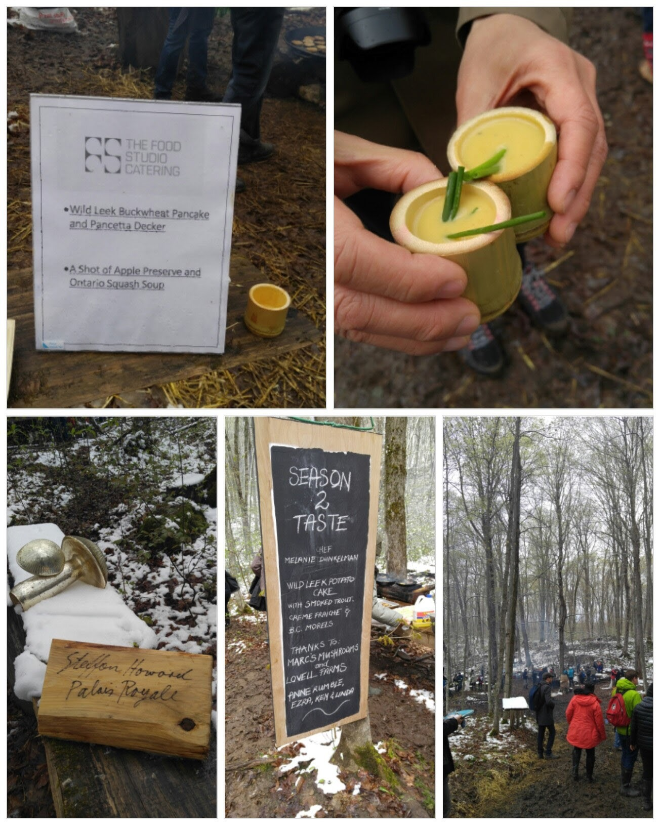 Wild Leek and Maple Syrup Festival at Eigensinn Farm