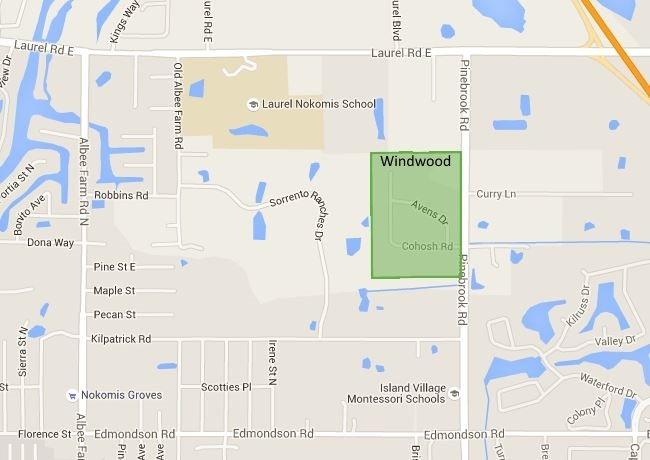 windwood new homes for sale by neal communities venice fl map