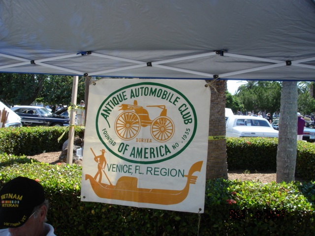 Th Annual Car Show Hosted By AACA Venice FL On - Car show venice florida