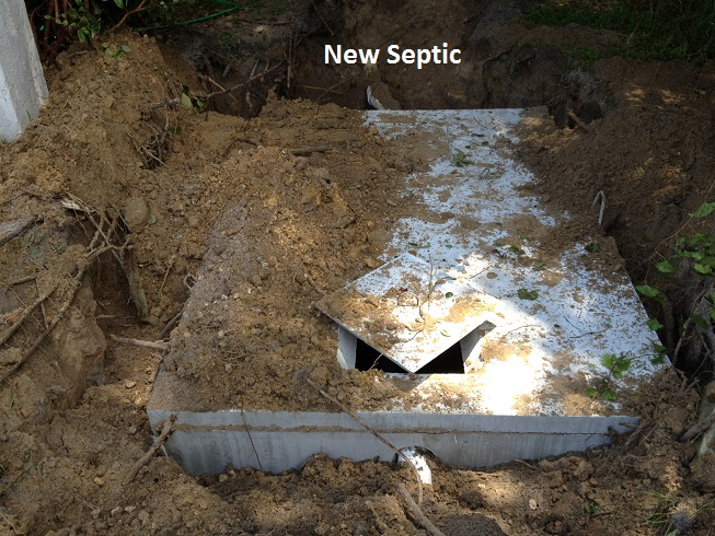Water Quality Tests Plus Septic Tank Inspection For Loan
