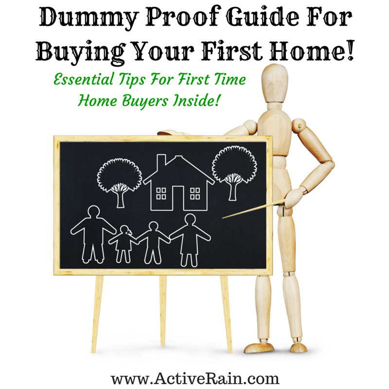 buying your first home Avoid these 5 costly mistakes when you buy your first home i explain a few ways to make your purchase go more easily.