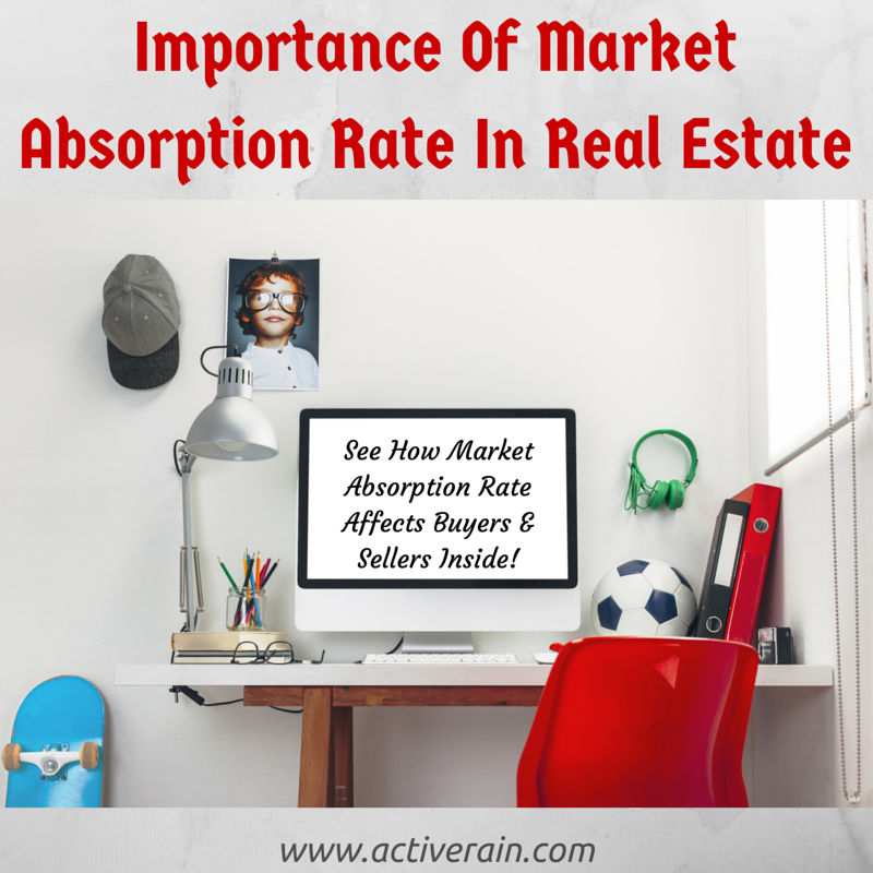 Market Absorption Rate in Real Estate