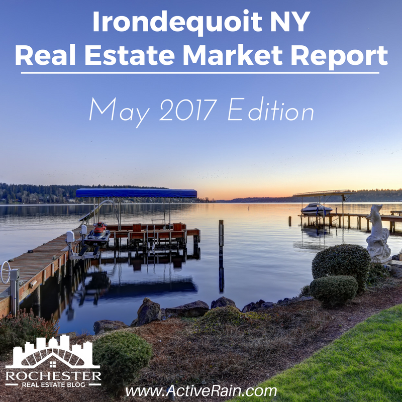 Irondequoit NY Real Estate Market Report May 2017 Edition