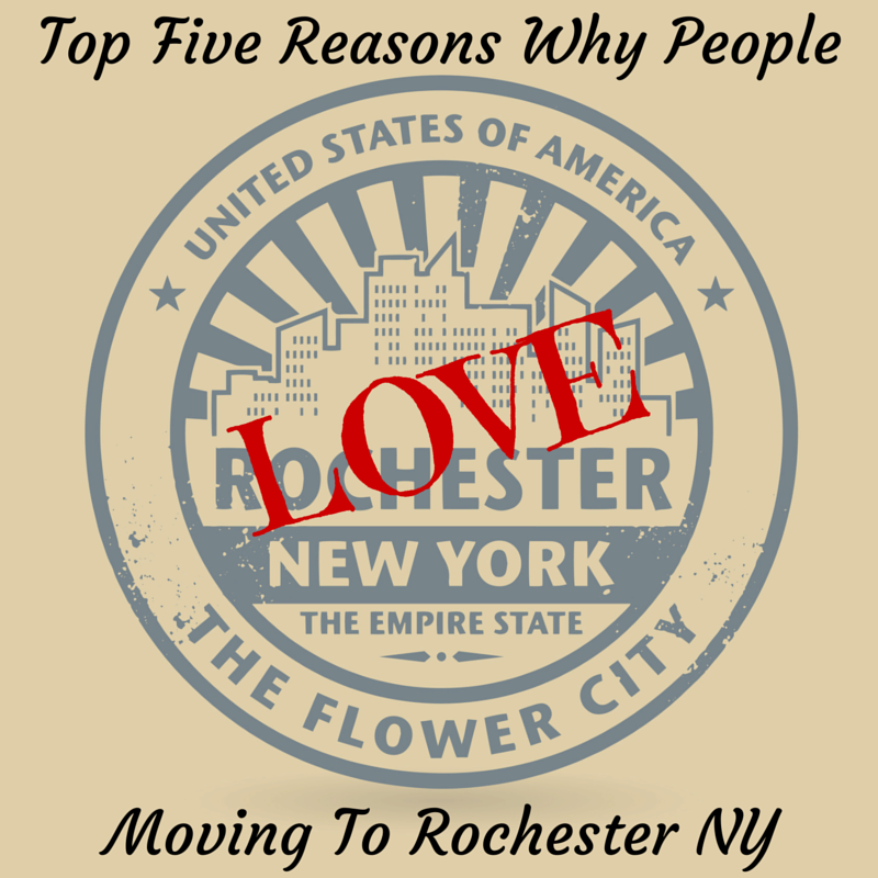 Why People Love Moving To Rochester NY