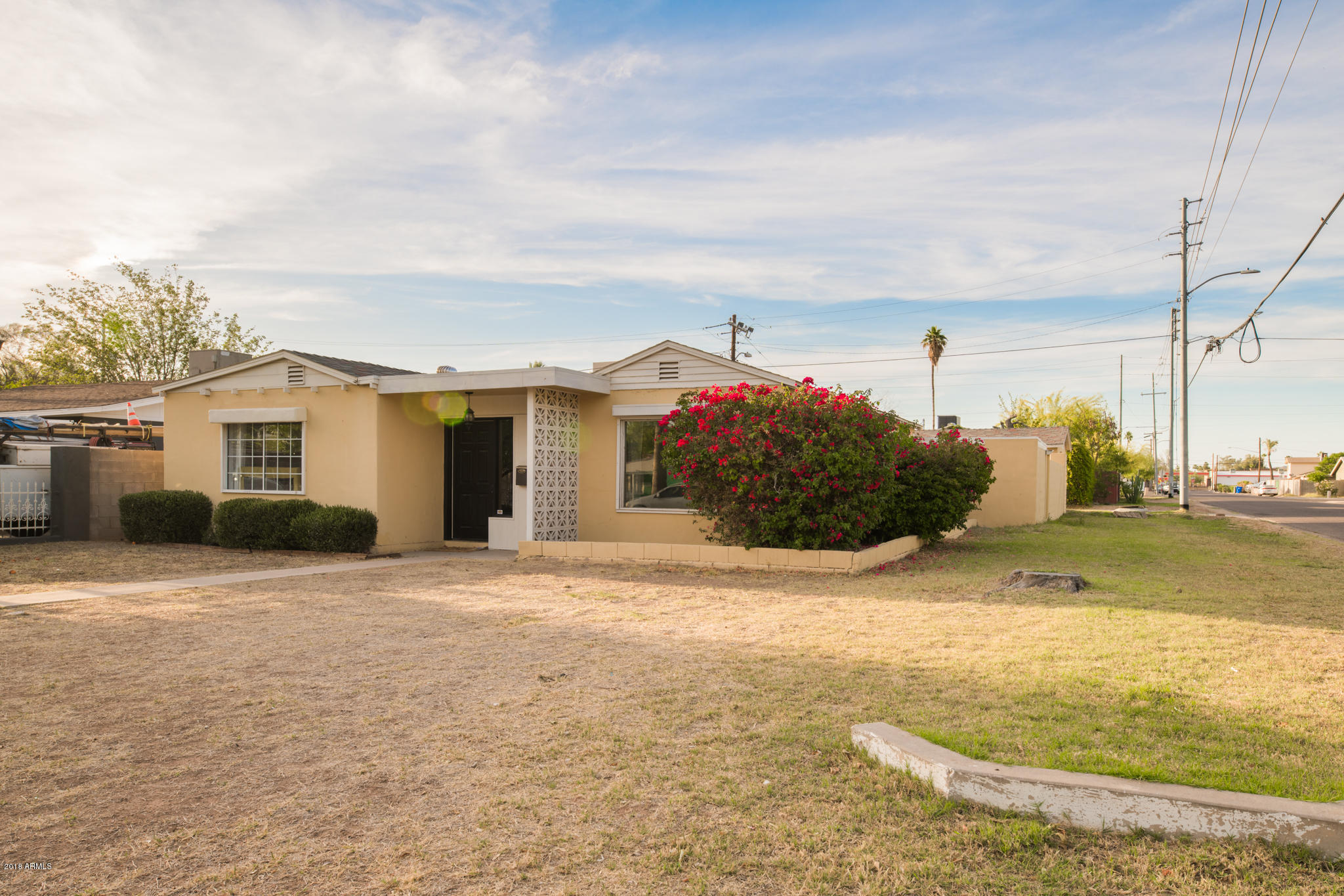 Come Make History With This Mid-Century Modern Home w/ Guest House!