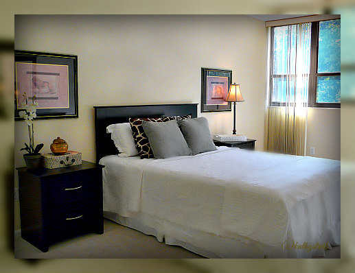 home staging - after- bedroom