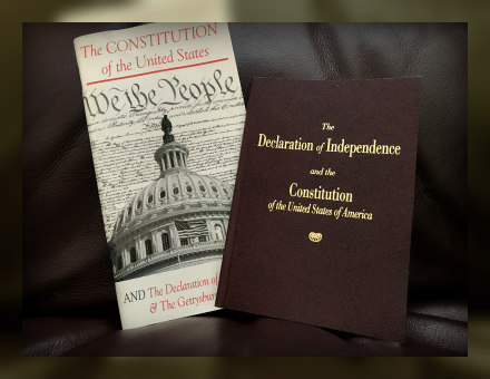 the declaration and constitution