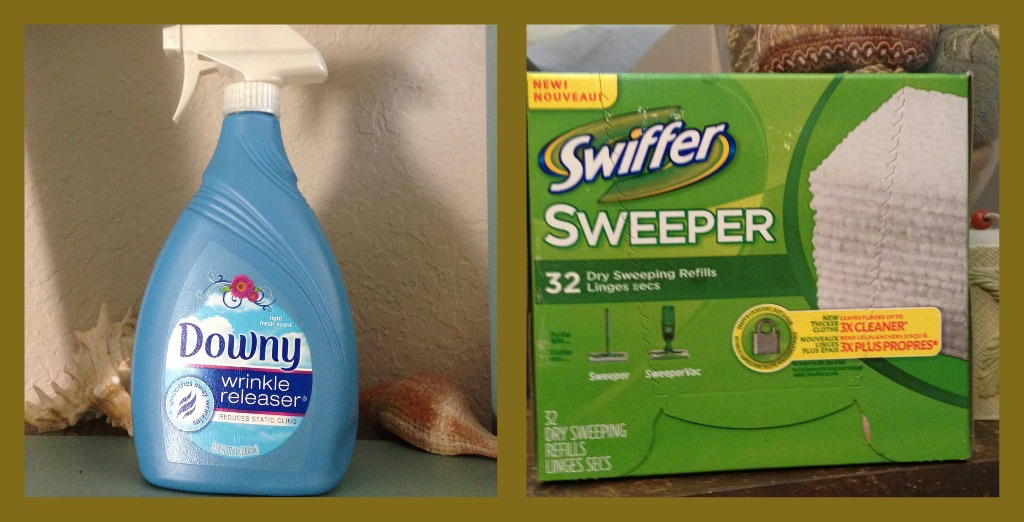 downy and swiffer