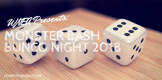 Whether you're new to the game or have been playing it for years, Monster Bash Bunco Night 2018 is a place for women of all ages to have fun and network.