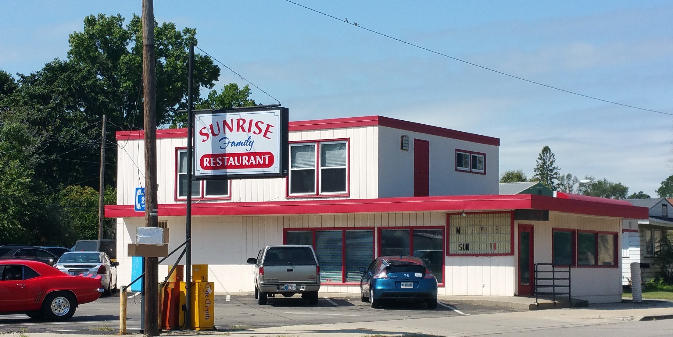 A Ray Of Sunshine In Elkhart The Sunrise Family Cafe
