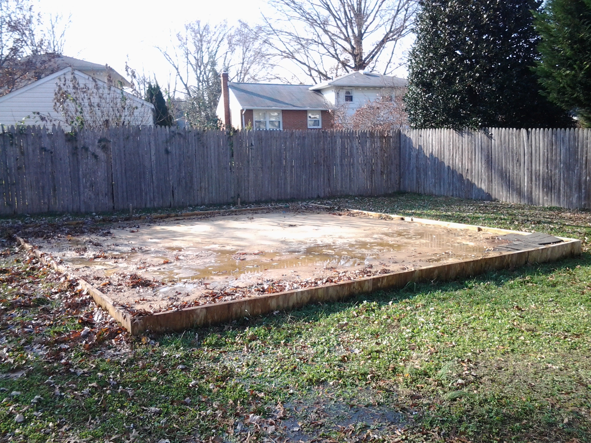 Above Ground Pool Removal Newark Delaware