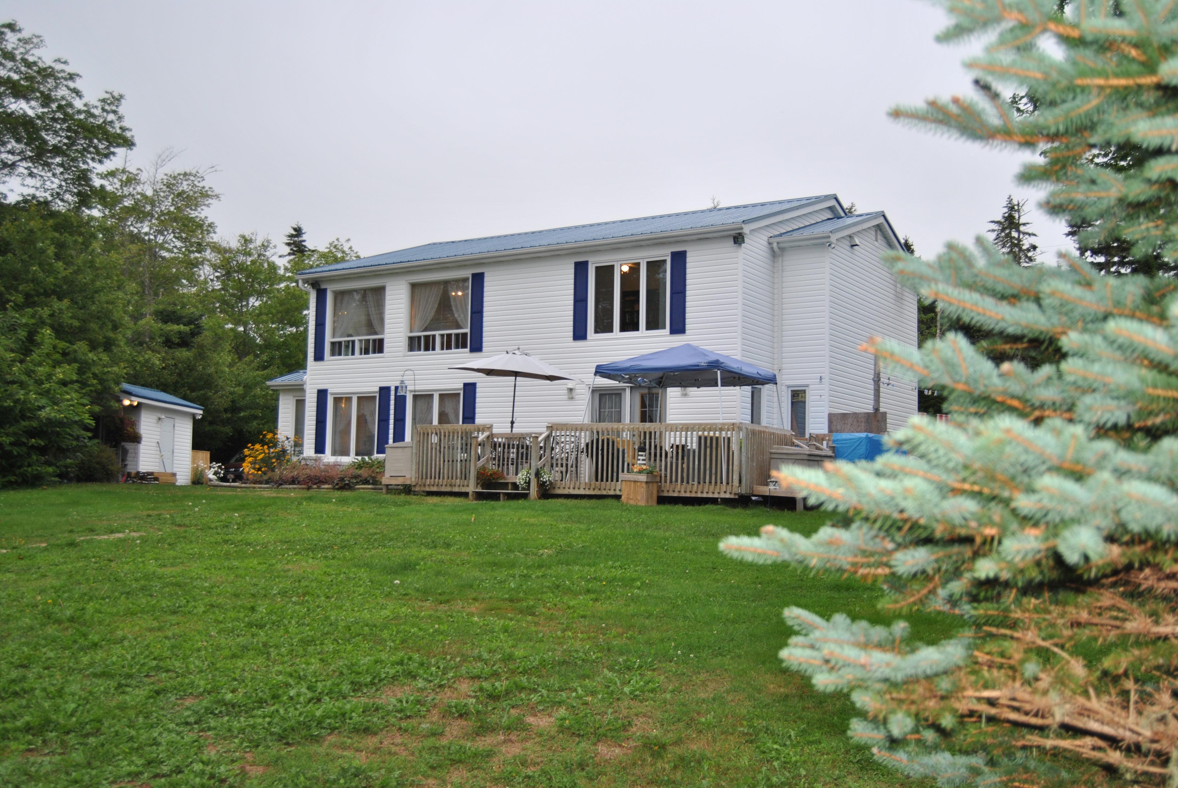 Water Front Property In Nova Scotia Black Ass Pics