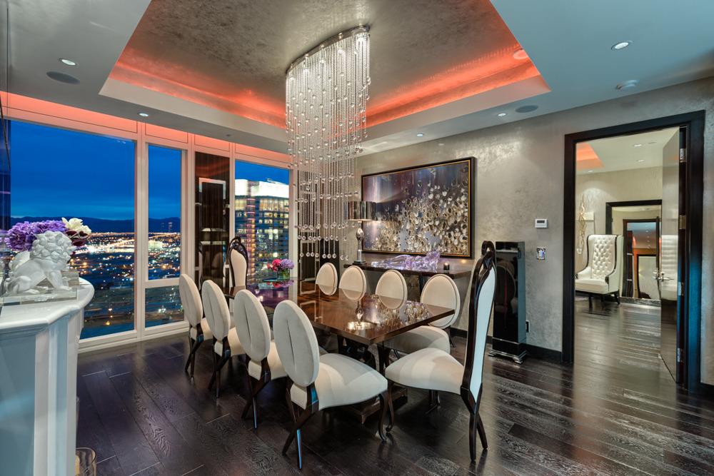 Presenting Mandarin Oriental Luxury Vegas Condo 4107
