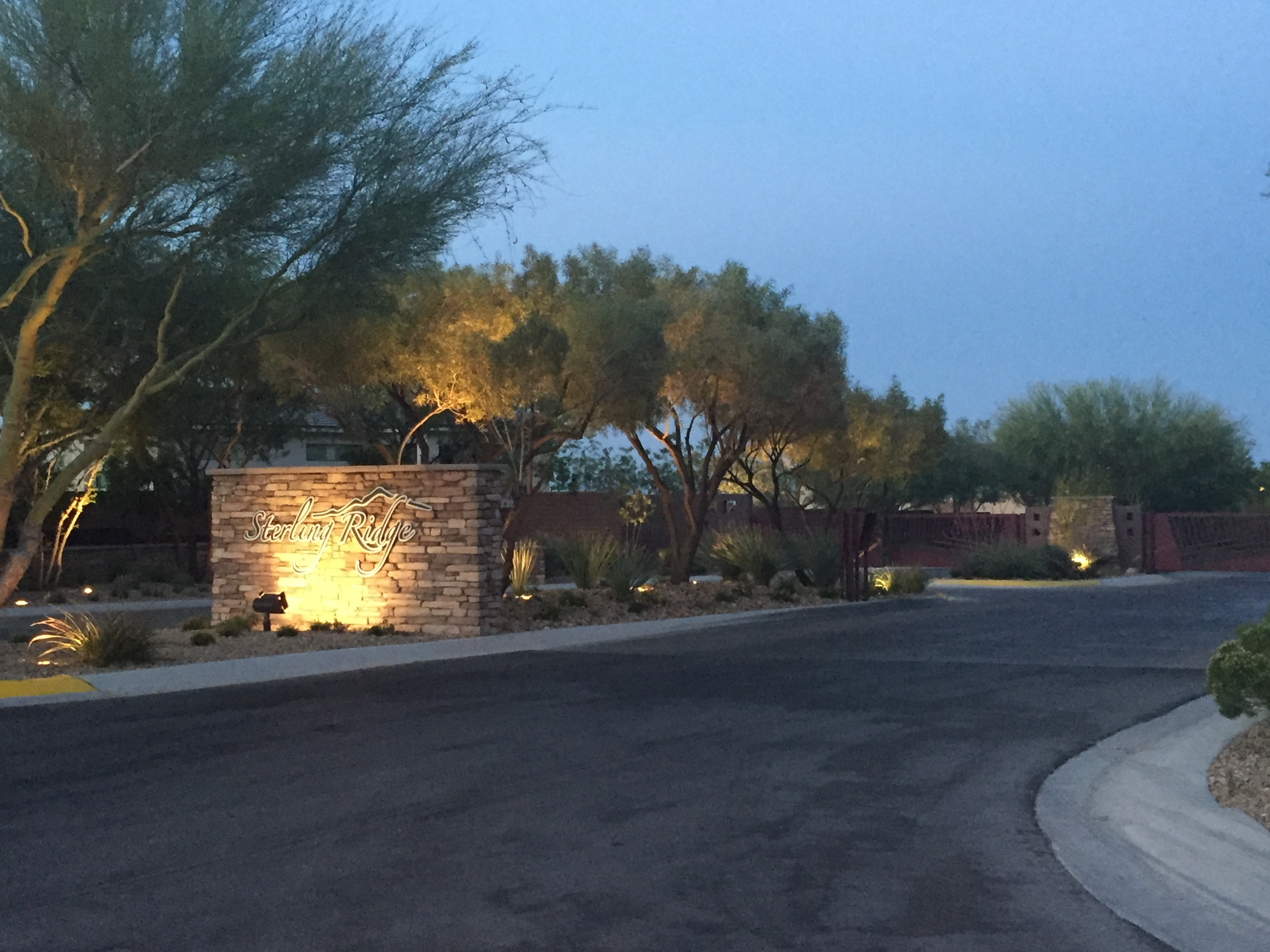 Sterling Ridge - A Las Vegas Luxury Home Community