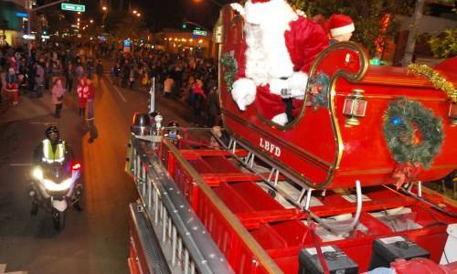 as always the belmont shore christmas parade will march down east second street the parade will feature over 100 entries including over a dozen local
