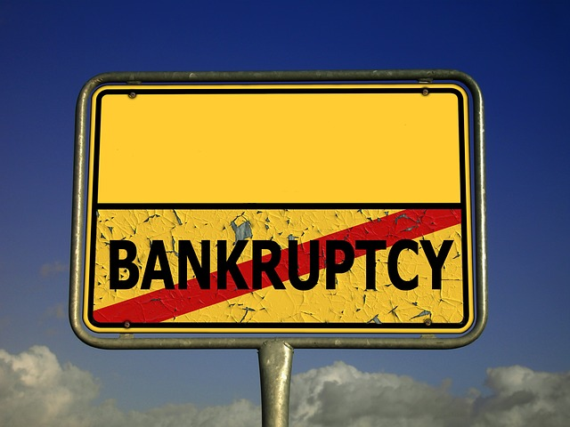 definition of active bankruptcy