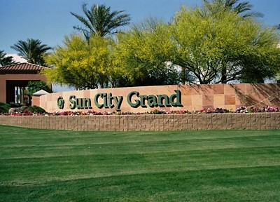 Sun City Grand Surprise Arizona