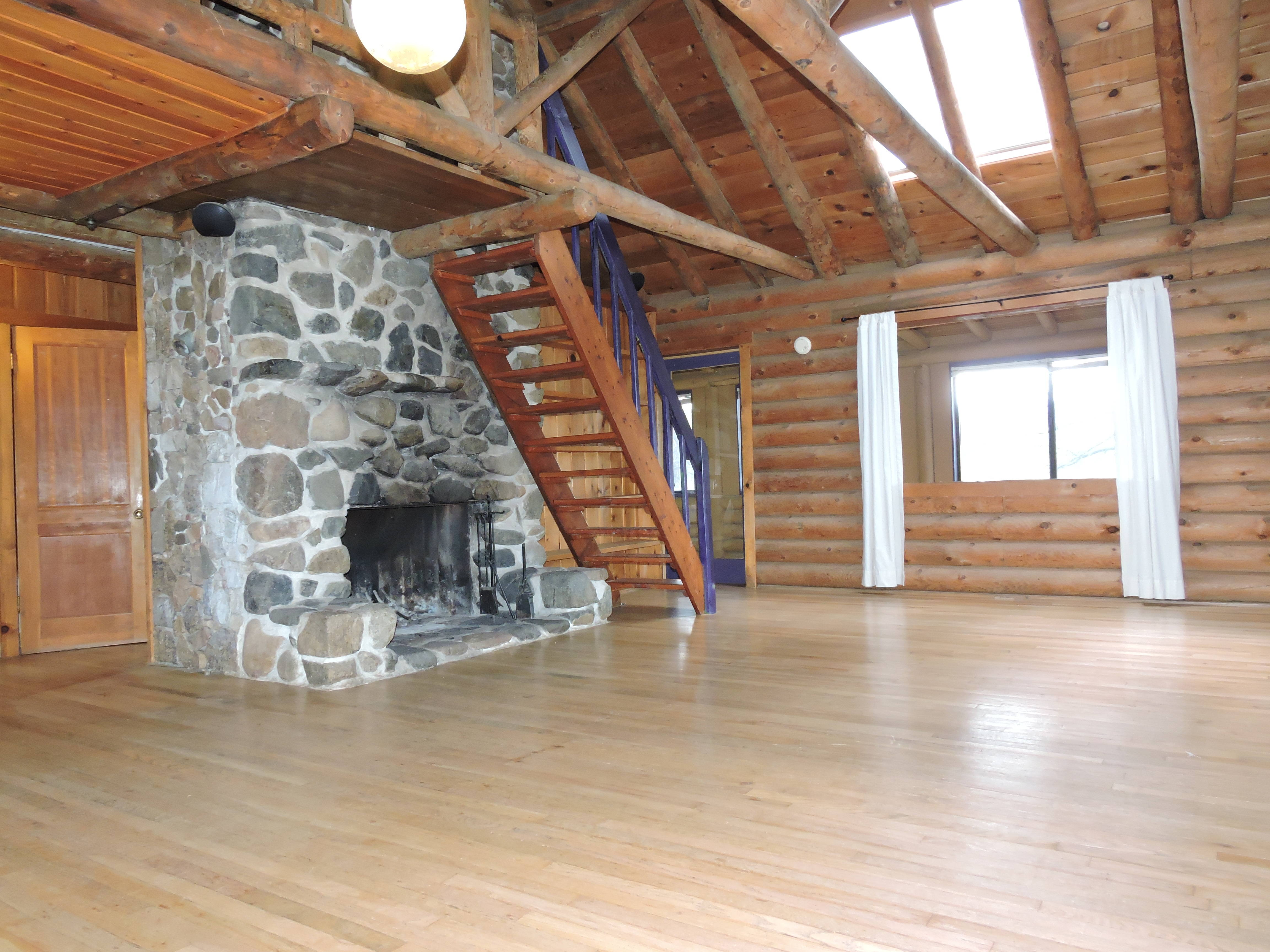 Authentic Log Cabin In The Prescott Az Pines