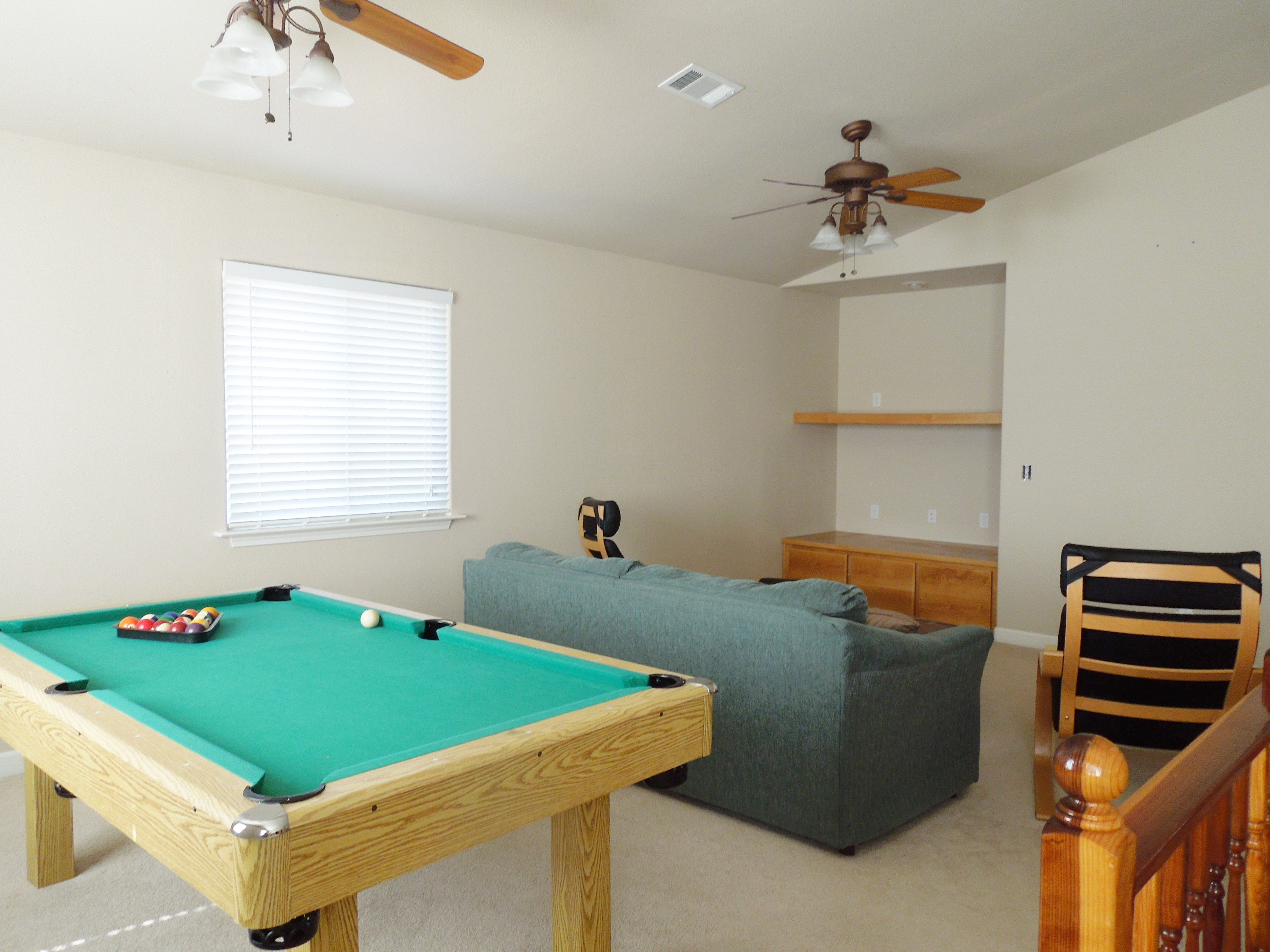 Oak Shores Game Room
