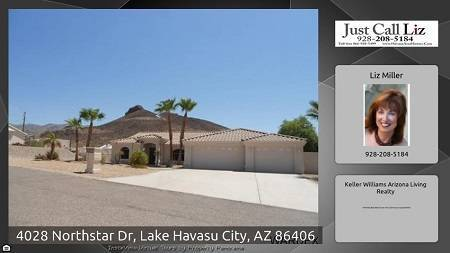 4028 Northstar Dr, Lake Havasu City, AZ - Click here to find out more about Havasu homes for sale