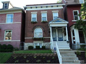 4137 Shenandoah, St. Louis MO Shaw Neighborhood Historic Charm great price