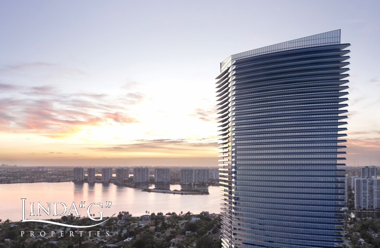 The Residences by Armani CASA Condos Sunny Isles, Miami Beach