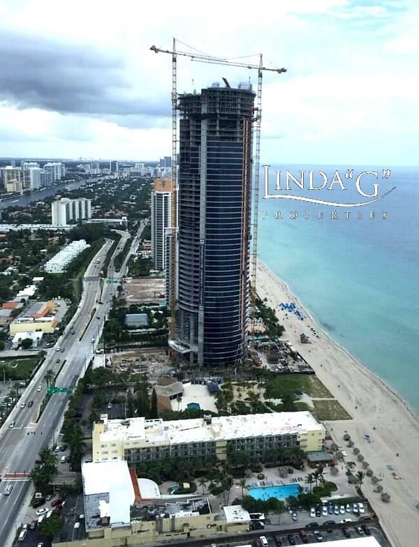 Porsche Design Tower Sunny Isles Construction Update