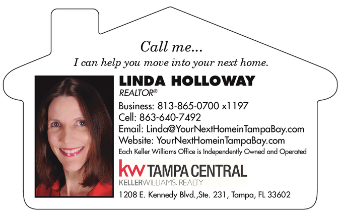 Linda Holloway Your Next Home in Tampa Bay House